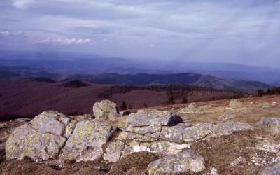3 – Il y a 300 Ma…La montagne s'effondre et s'érode