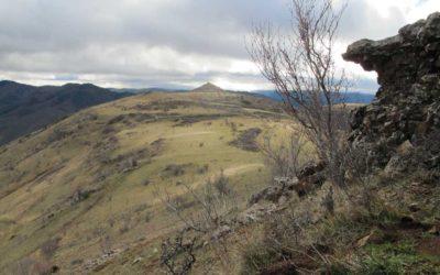 Histoire des roches et des paysages en Cévennes