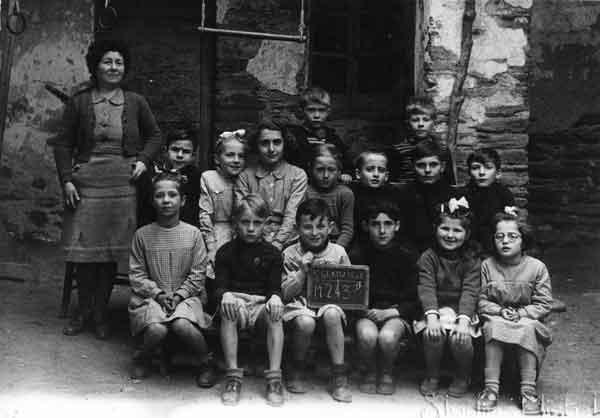 École de Saint-Germain-de-Calberte
