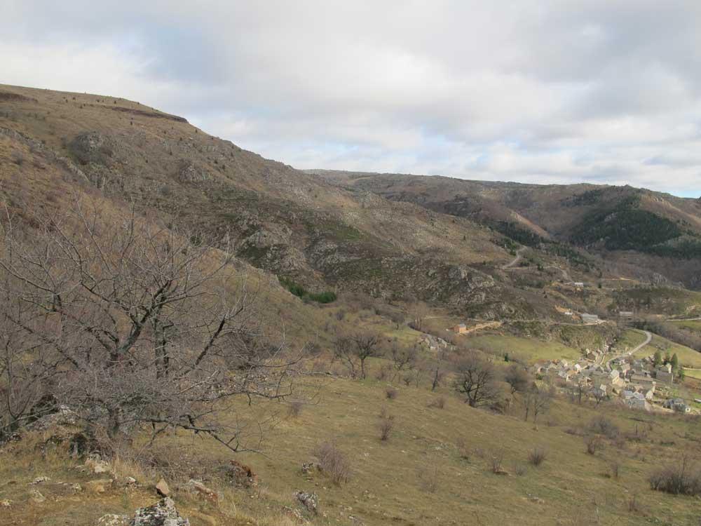 Sentier géologique de Ruas