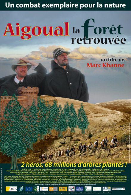 Aigoual - La forêt retrouvée - Le film de Marc Khanne