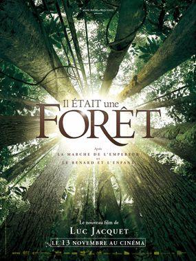 """""""Il était une forêt"""" film de Luc Jacquet avec Francis Hallé"""