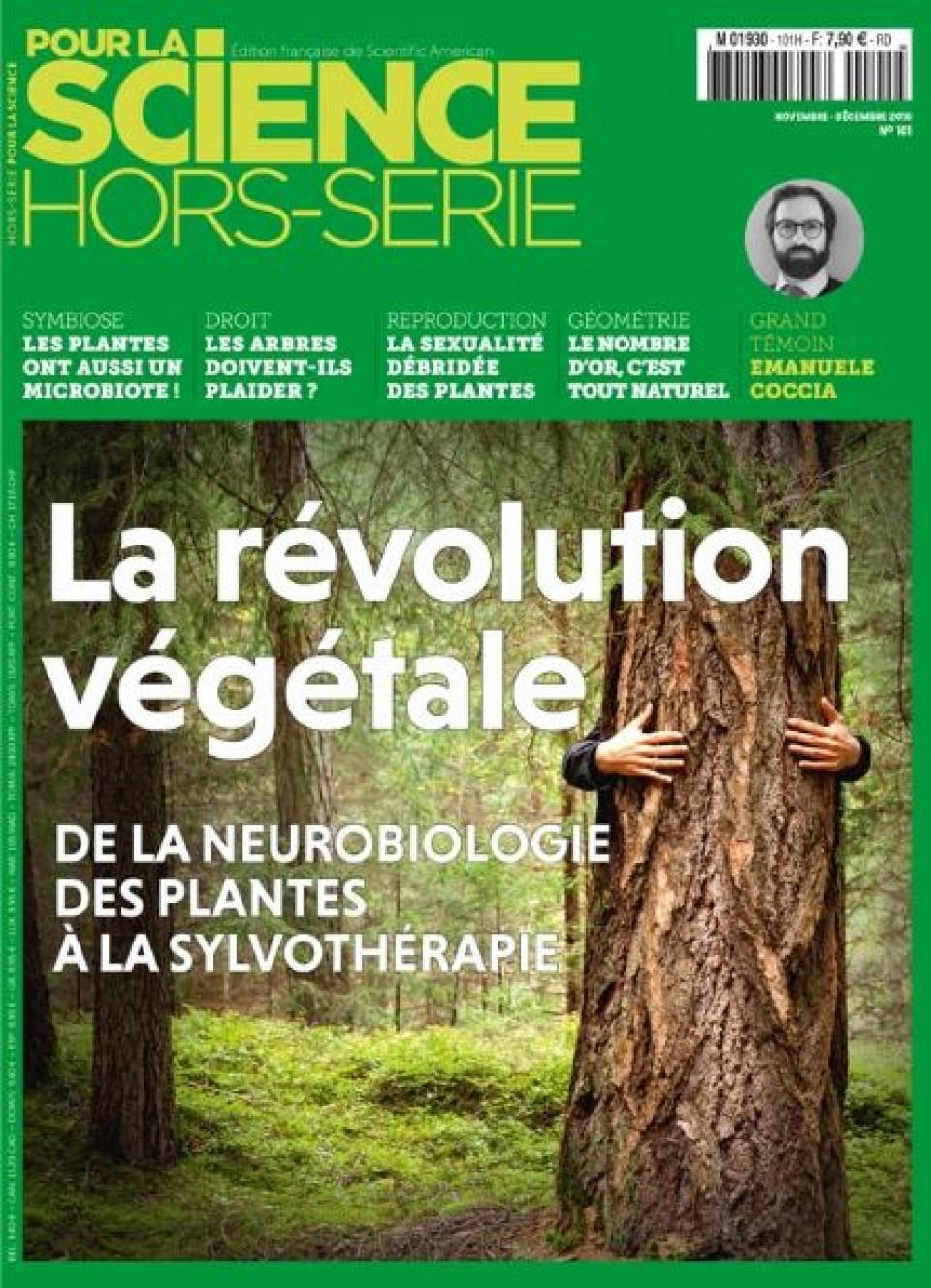 La révolution végétale - Pour la science - Hors série Décembre 2018