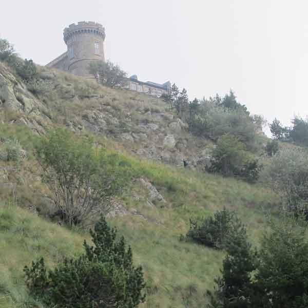 L'observatoire météorologique de l'Aigoual