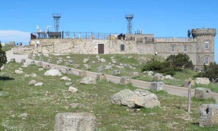 La station météorologique de l'Aigoual
