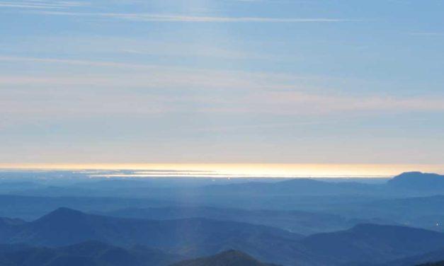 Le mont Aigoual
