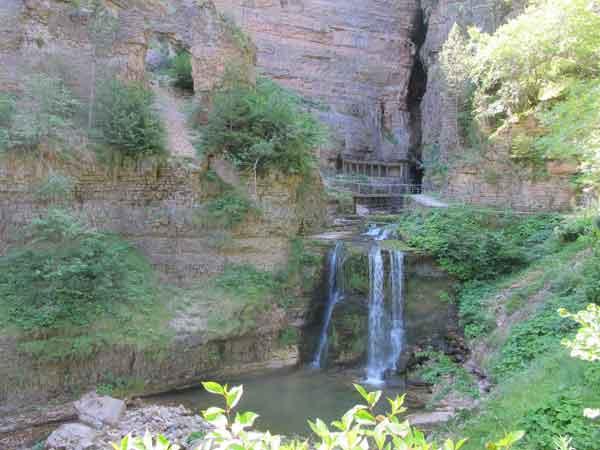 Site officiel du site de la rivière souterraine de Bramabiau