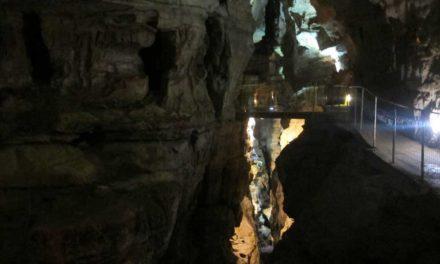 La rivière souterraine de Bramabiau