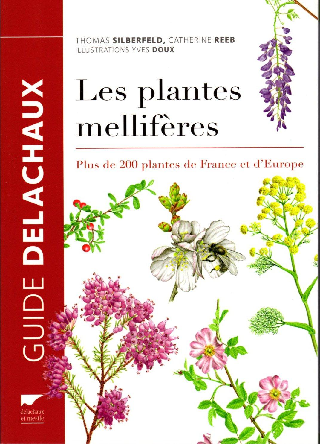 Le guide des plantes mellifères