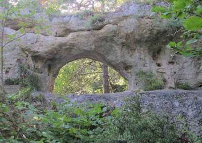L'arche de dolomie