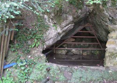 La fontaine du Teil