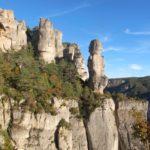 Randonnée des corniches dolomitiques de Cassagnes