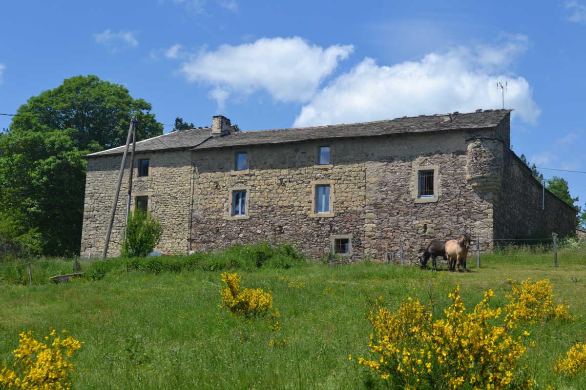 Gîtes, chambres et table d'hôtes Le grand Duc à Barre-des-Cevennes