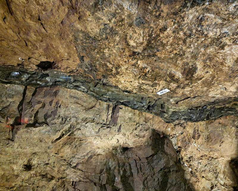 Le niveau de marne - Bramabiau - Camprieu (photo Philippe Gaubert)